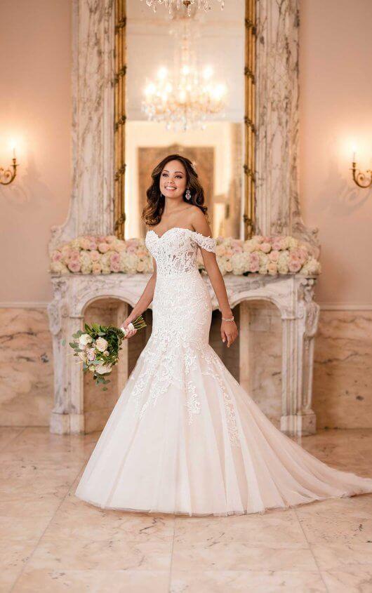 Stella York wedding dresses 1