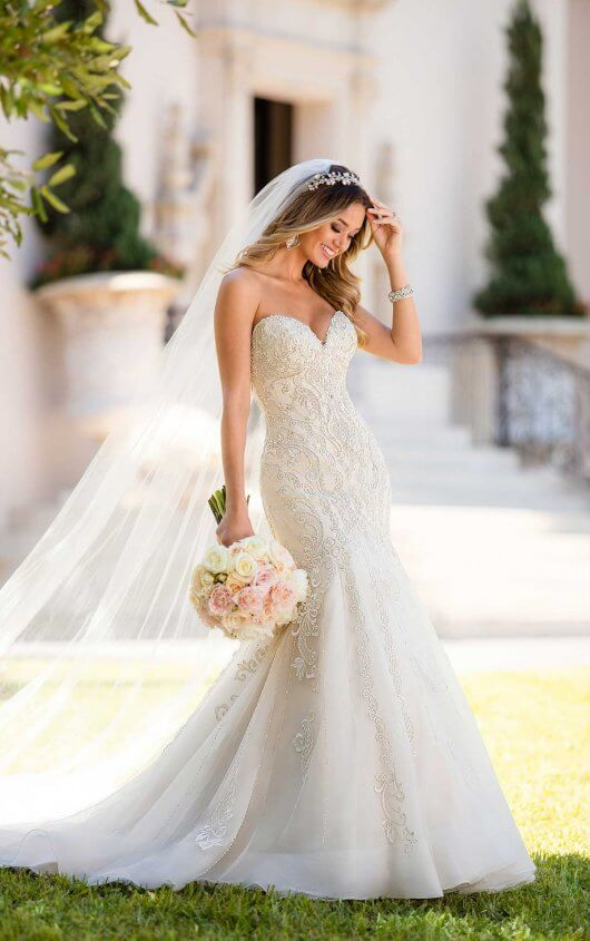Stella York wedding dresses 2